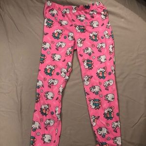 Kids 10/12 Justice Sleep Pants